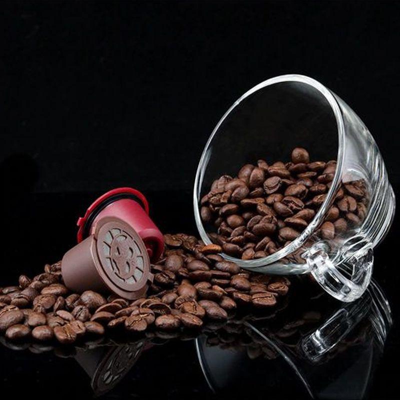 Cápsula Reutilizável Café Recarregável Utilizado em Cafeteiras Nespresso  - Mundo Thata