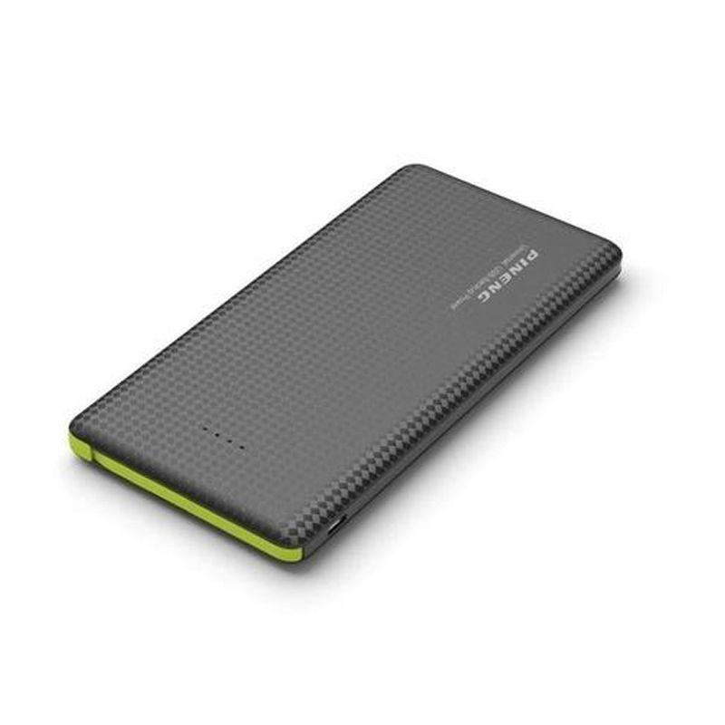 Carregador Portátil Powerbank 5000mAh Dual USB e Lightning Acionamento por Movimento  - Mundo Thata