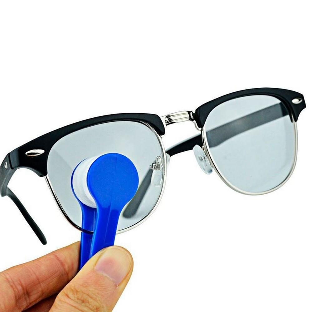 Clip Limpa Óculos e Lentes   - Mundo Thata