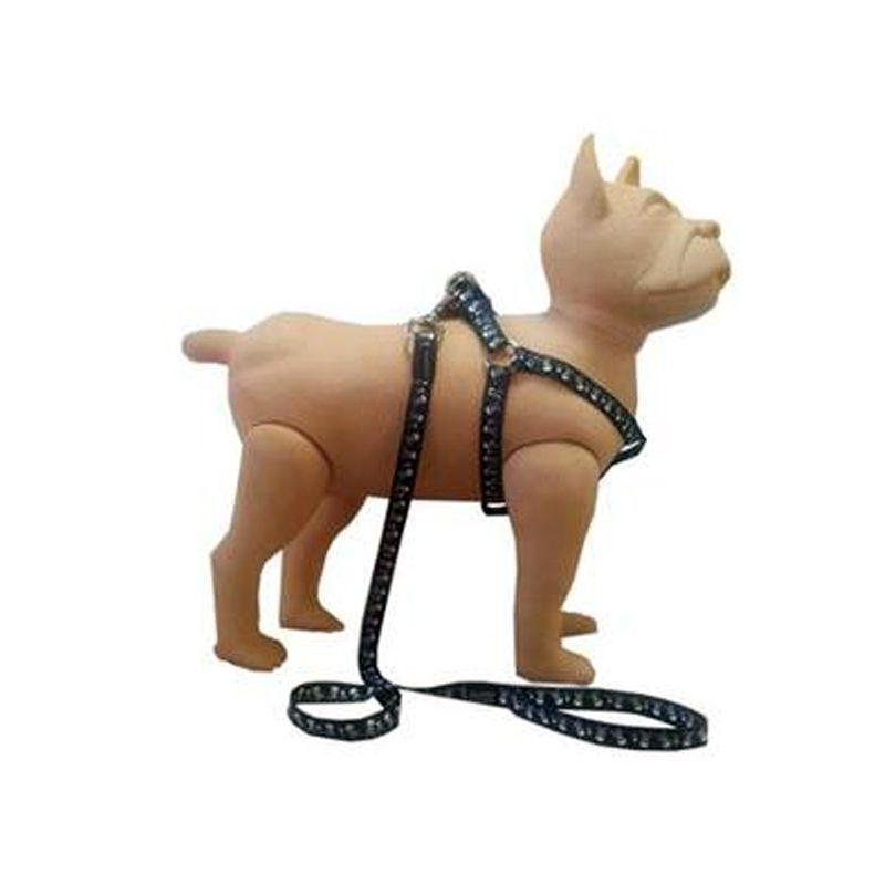 Coleira Peitoral Guia Para Cachorros  - Thata Esportes