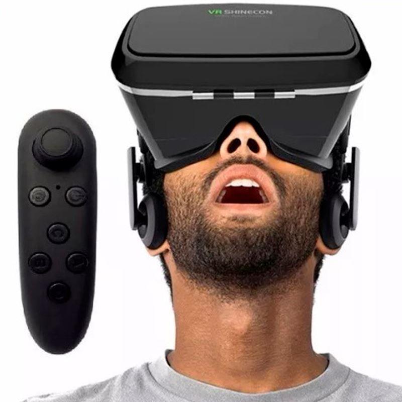 Controle Remoto do Óculos de Realidade Virtual Sem Fio  - Thata Esportes