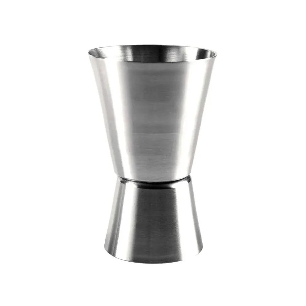 Copo Dosador Duplo 1 e 2 Medidas 50mL 25mL Bar Cozinha  - Mundo Thata