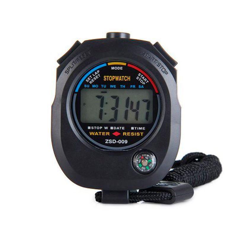 Cronômetro Digital Esportivo  - Mundo Thata