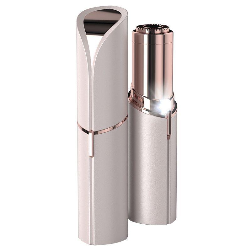 Depilador Facial Flawless Recarregável USB Indolor Instantâneo  - Thata Esportes