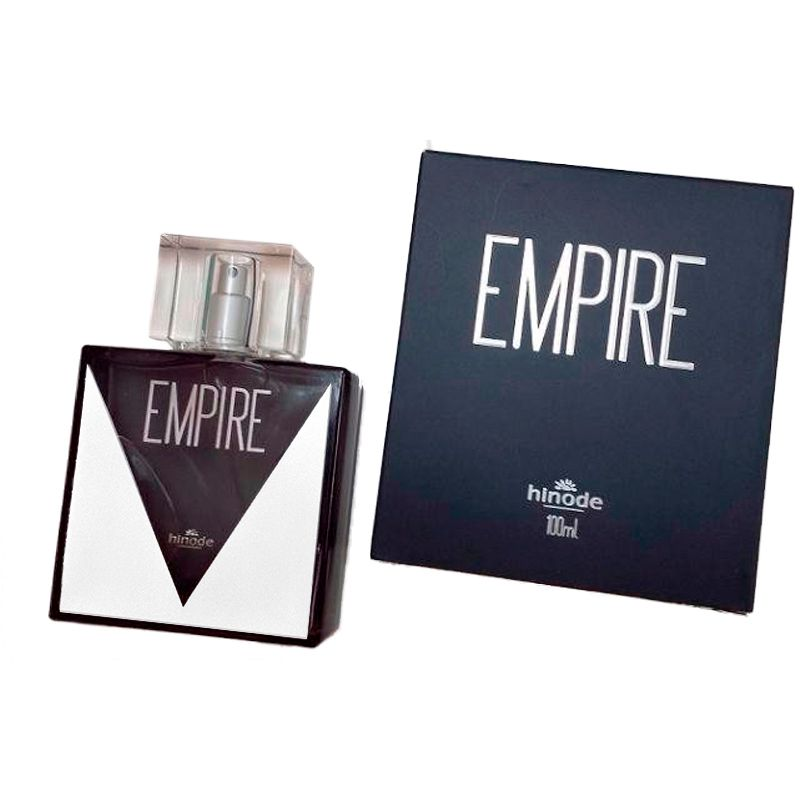 Desodorante colônia Perfume Hinode Empire 100mL  - Thata Esportes