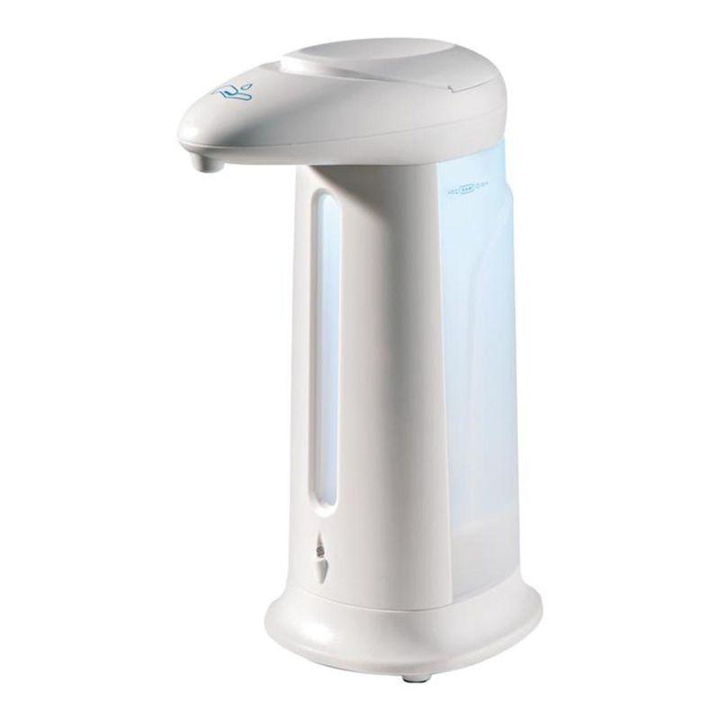 Dispenser Sensor Automático de Sabonete Líquido Detergente Sabão 330 ml 2  - Mundo Thata