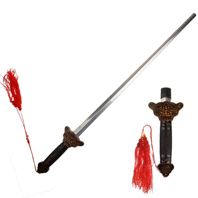 Espada Retrátil Treino Tai Chi Kung Fu  - Thata Esportes