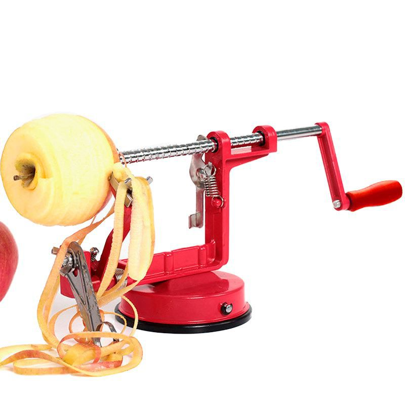 Espiralizador Descascador de Batata Cebolas Frutas  - Thata Esportes
