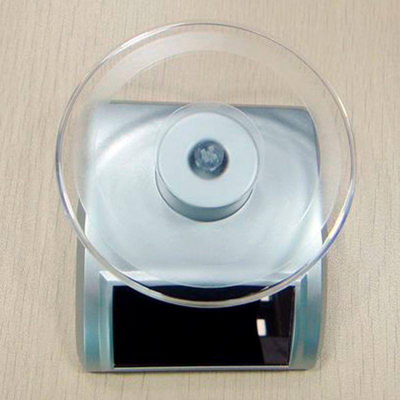 Expositor/Display Solar Giratório para Produtos  - Thata Esportes