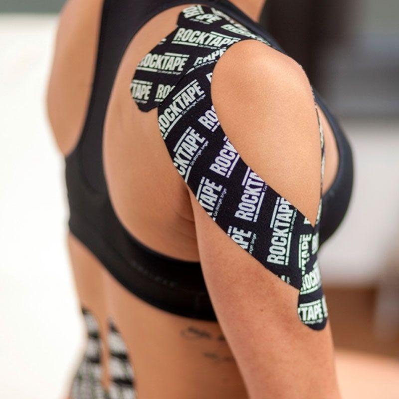 Fita Bandagem Elástica Esportiva Muscular Fisioterapia  - Mundo Thata