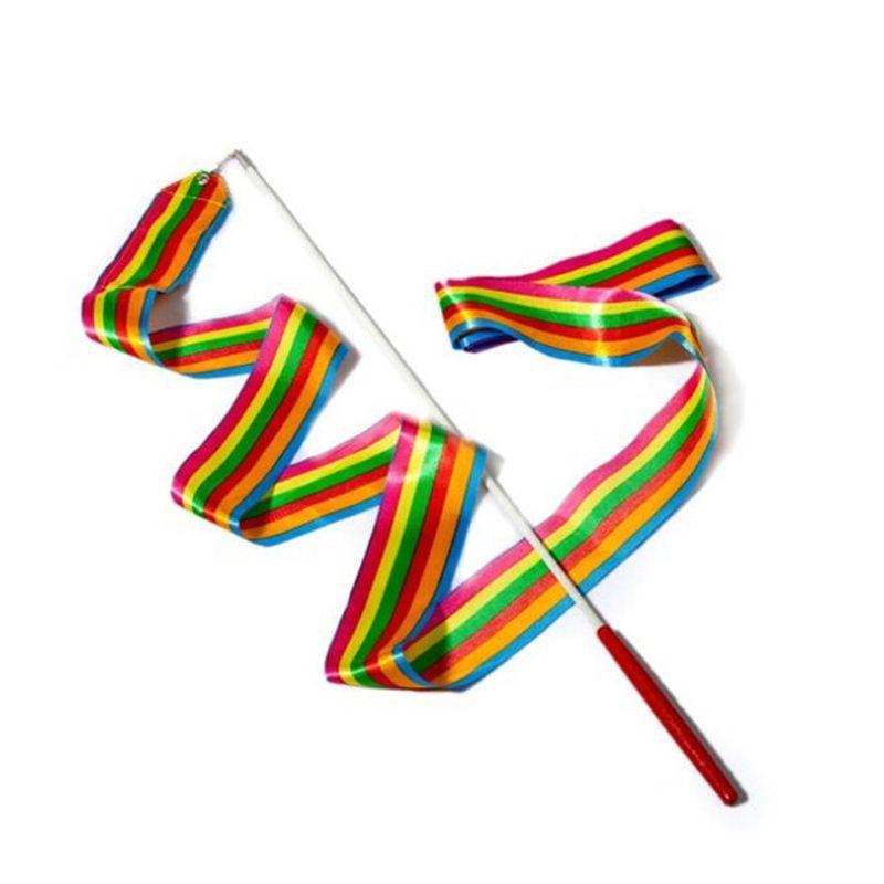 Fita Ginástica Rítmica Profissional Completo Stick Girador  - Thata Esportes