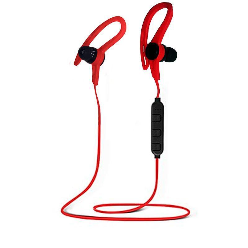 Fone de Ouvido Bluetooth Sem Fio Esportivo Corrida Esporte Fitness  - Thata Esportes