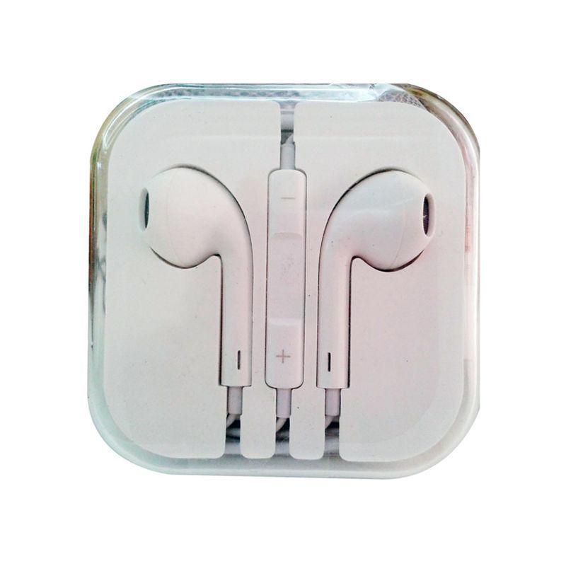 Fone de Ouvido com Microfone iPhone Entrada P2  - Thata Esportes