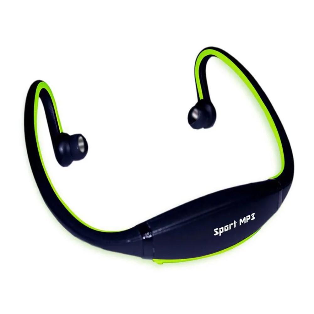 Fone de Ouvido Sem Fio MP3 Super Sport  - Mundo Thata