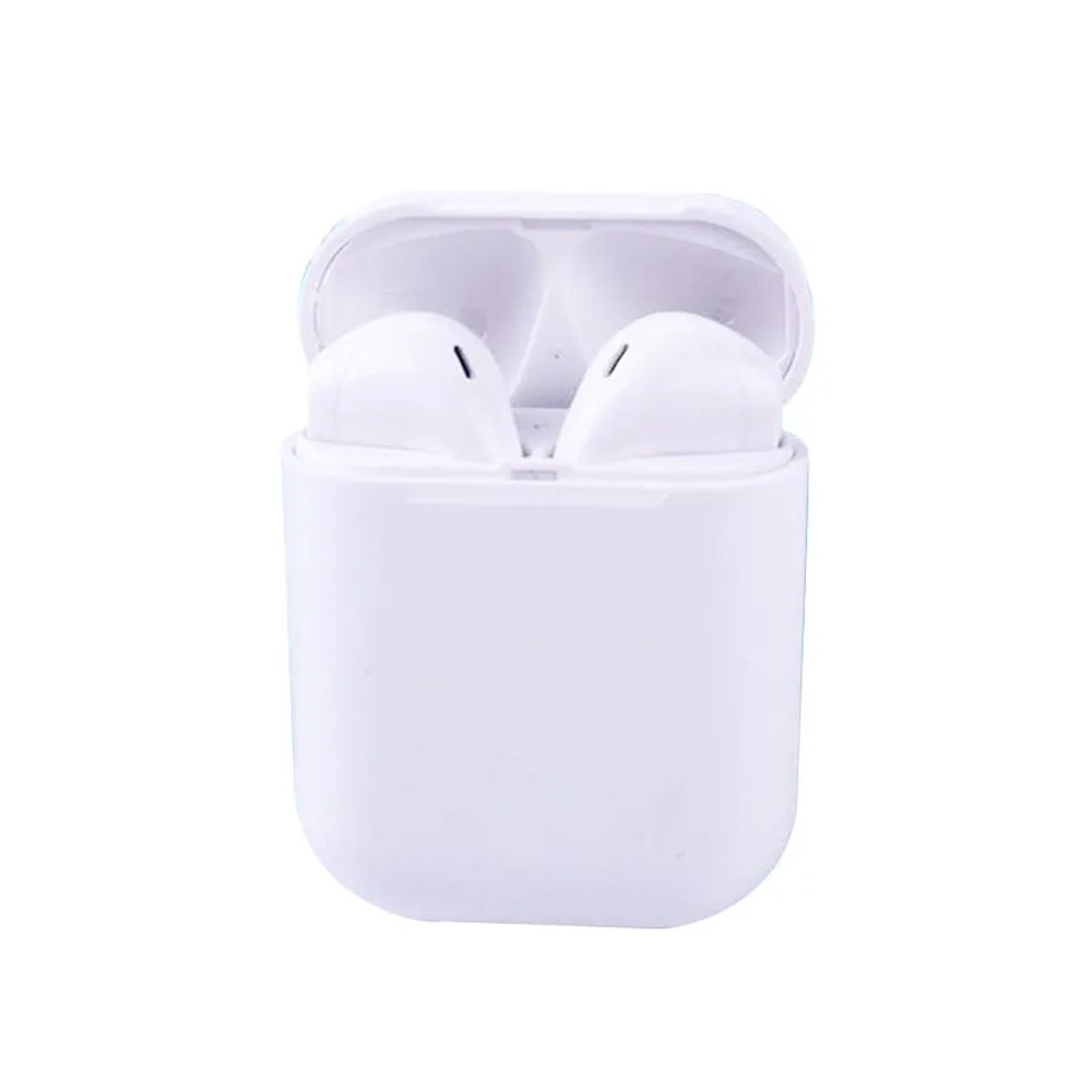 Fone de Ouvido TWS i11 Bluetooth 5.0 Touch Par com Microfone Case USB para Carregamento  - Mundo Thata