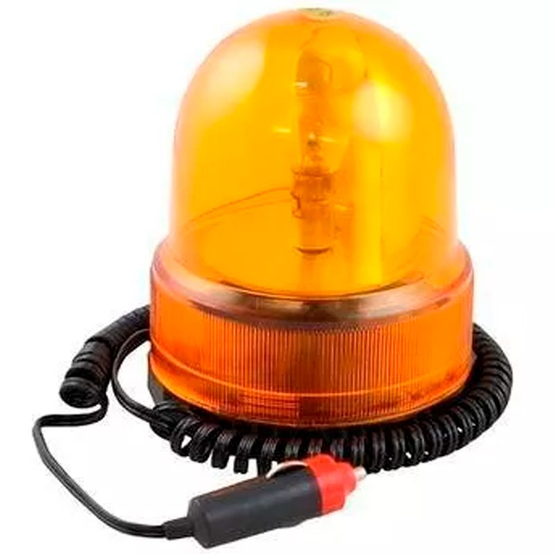 Giroflex Sinalizador Luz de Alerta - Base com Imã  - Thata Esportes