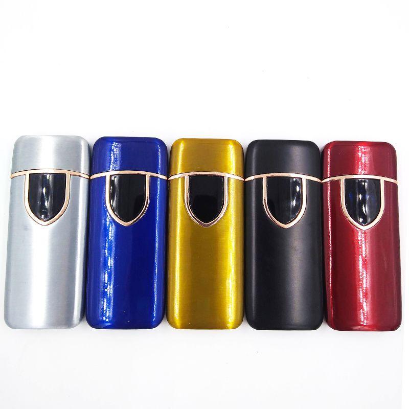 Isqueiro Eletrônico Elétrico USB Recarregável Ecológico Acendimento Automático C50320  - Mundo Thata