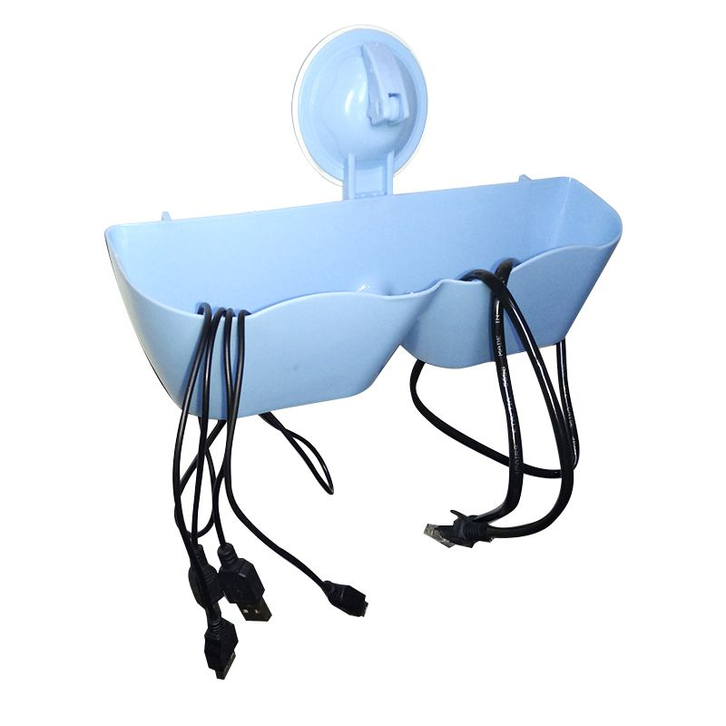 Kit 10 Sapateiras Organizador Porta Treco Parede Plástico Com Ventosa Multi Cores  - Mundo Thata
