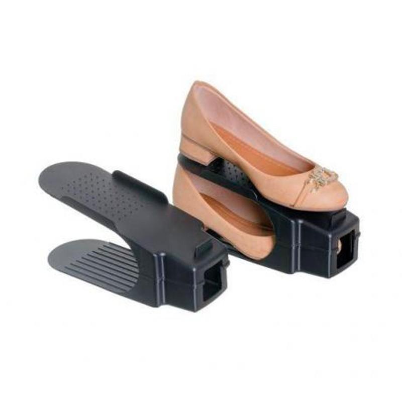 Kit 10 Sapateiras Rack Organizadora de Sapatos  - Thata Esportes