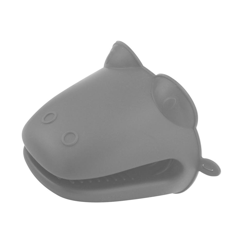 Kit 2 Luvas Térmica de Silicone Pegador com Formato de Jacaré Para Fogão Forno Panelas Travessas  - Mundo Thata