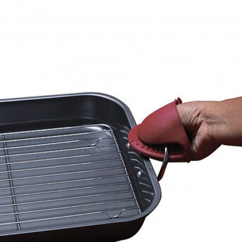 Kit 2 Luvas Térmica Pegador de Silicone Para Fogão Forno Panelas Travessas  - Thata Esportes