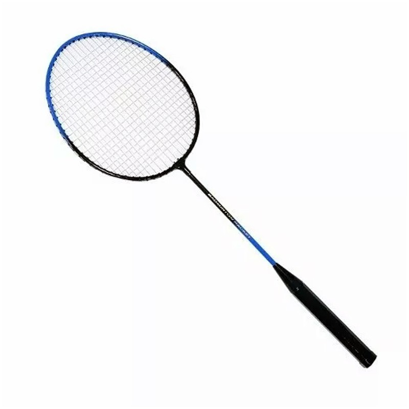 Kit 2 Raquetes Badminton 3 Petecas e Bolsa  - Thata Esportes