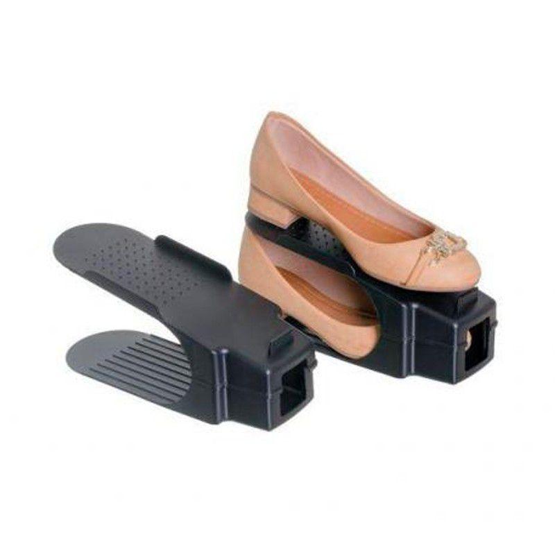 Kit 40 Sapateiras Rack Organizadora de Sapatos  - Mundo Thata