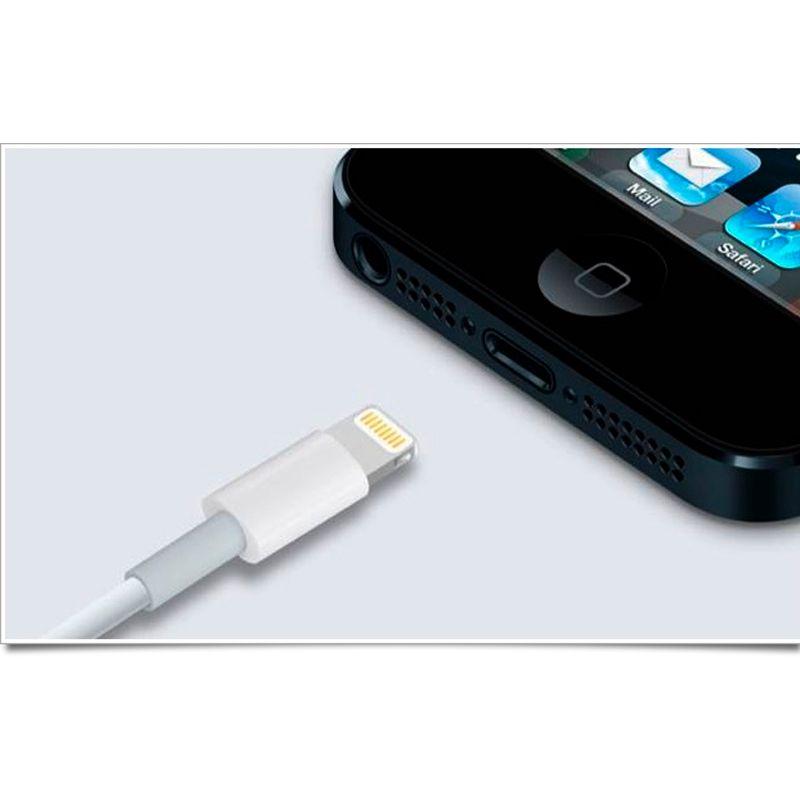 Kit Carregador Veicular USB Tomada iPhone iPod iPad  - Thata Esportes