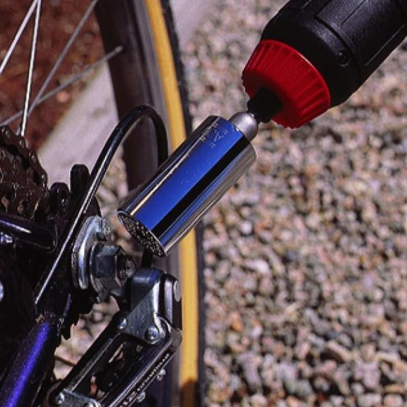 Kit Chave Soquete Universal Inteligente Gator Grip  - Thata Esportes