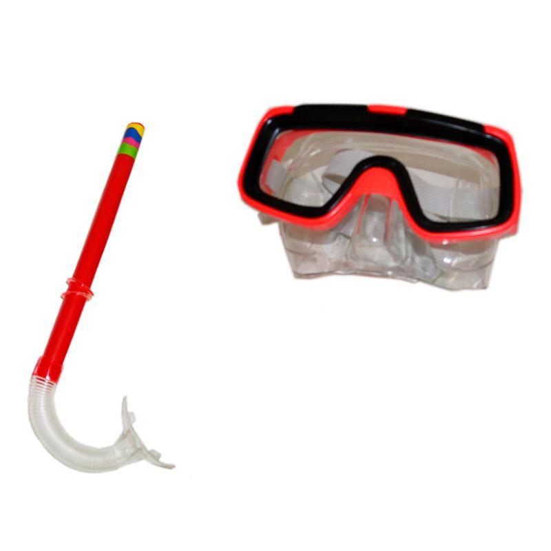 e0dc40544 Kit Mergulho Máscara + Snorkel  Respirador Infantil - Thata Esportes