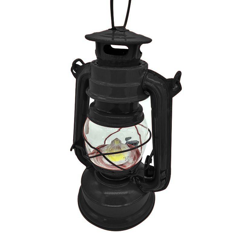 Lampião Abajur Luz LED Vintage  - Thata Esportes