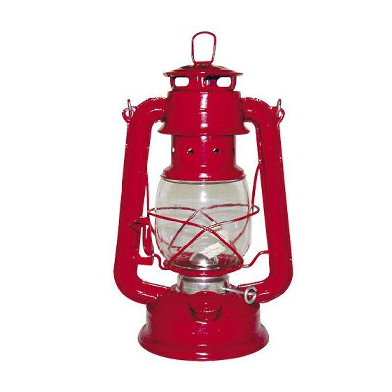Lampião LED Querosene  - Thata Esportes