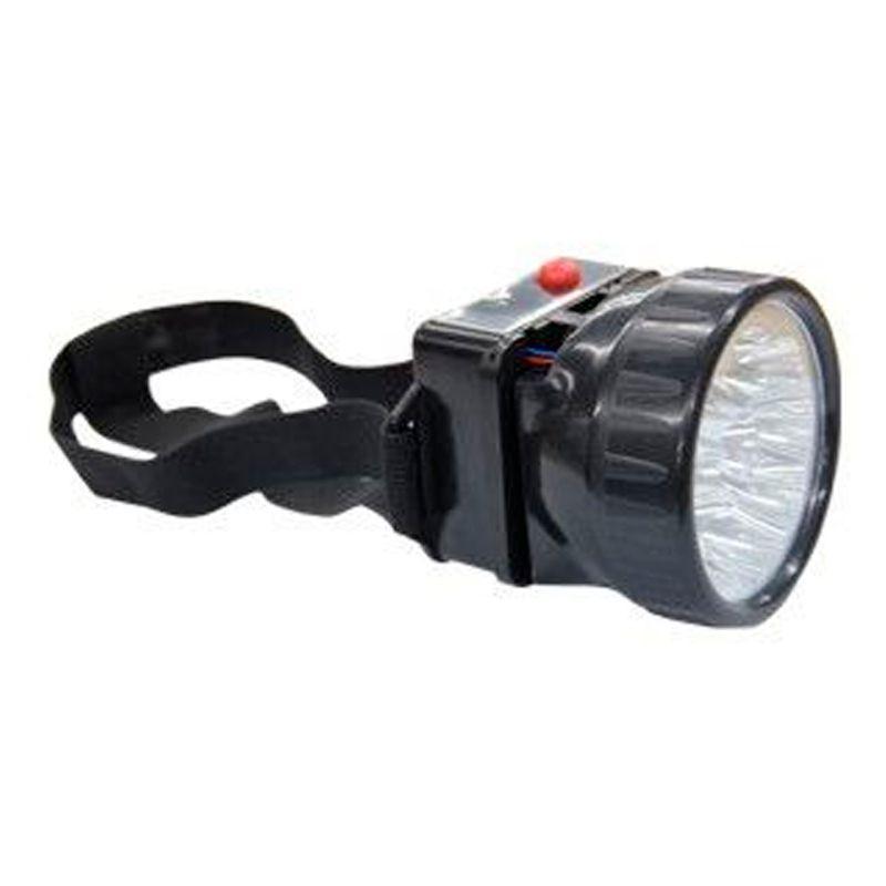 Lanterna de 9 Leds para Cabeça  - Thata Esportes