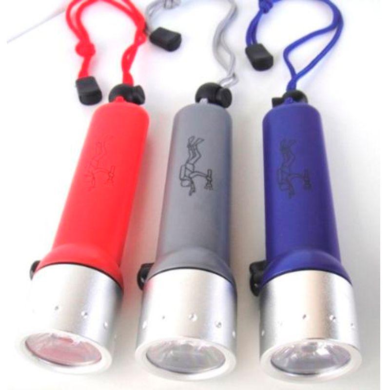 Lanterna LED Cree para Mergulho  - Thata Esportes