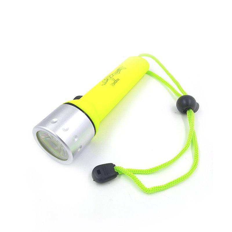 Lanterna LED Cree para Mergulho Caça Camping Trilha Pesca  - Thata Esportes