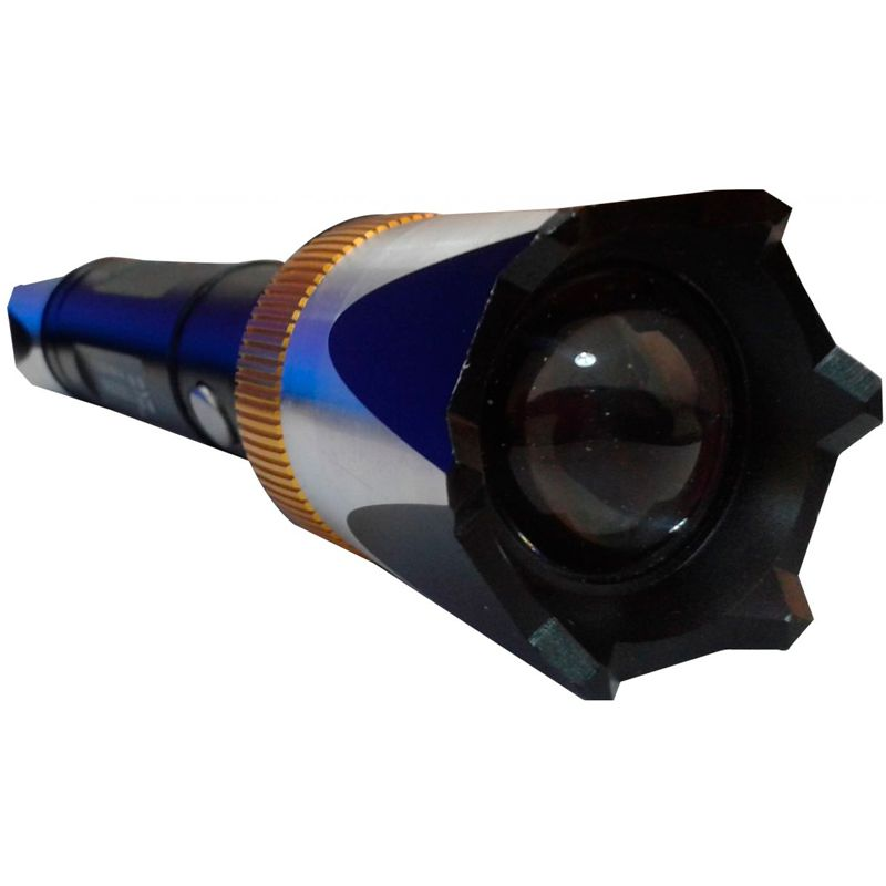 Lanterna LED CREE Q5 Recarregável 158000 W  - Thata Esportes