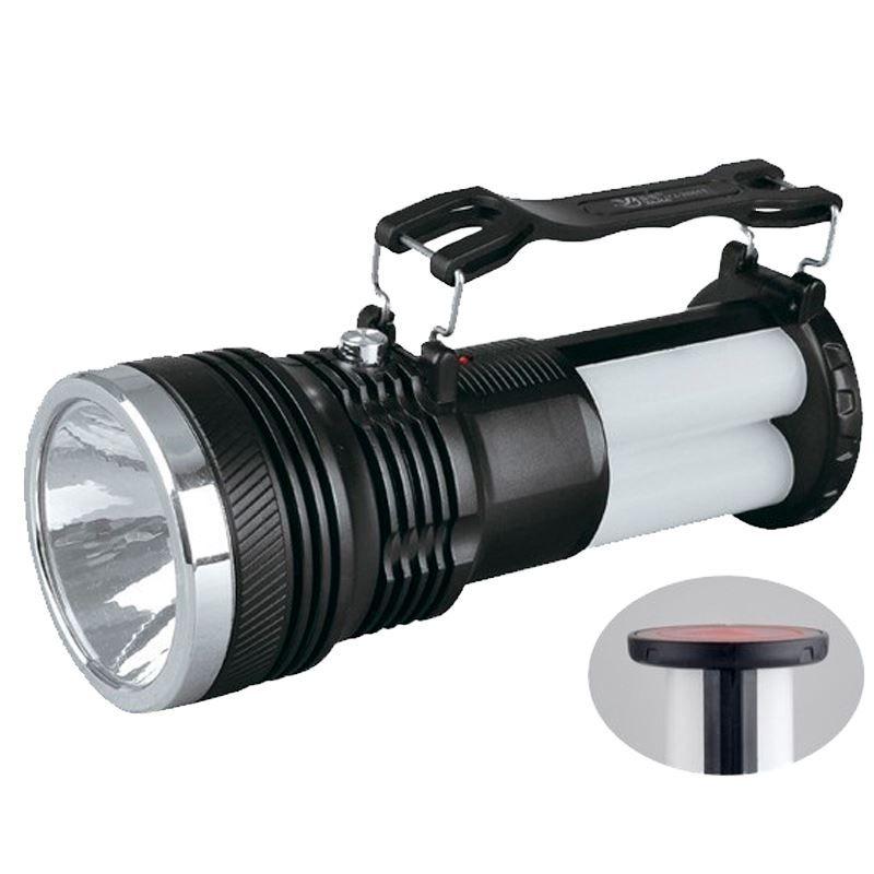 Lanterna LED Lampião Solar e Recarregável  - Thata Esportes