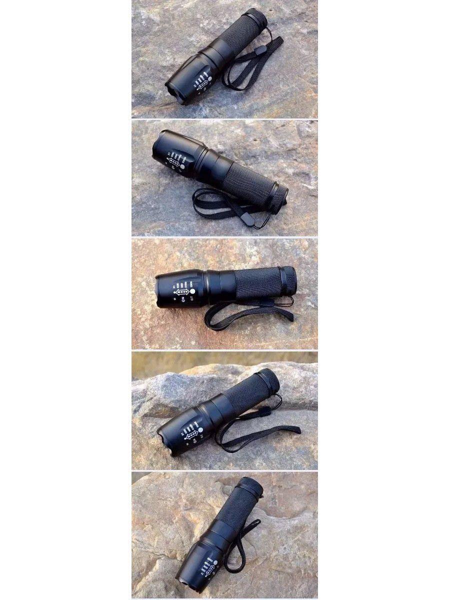 Lanterna Tática Militar X900Z  - Mundo Thata