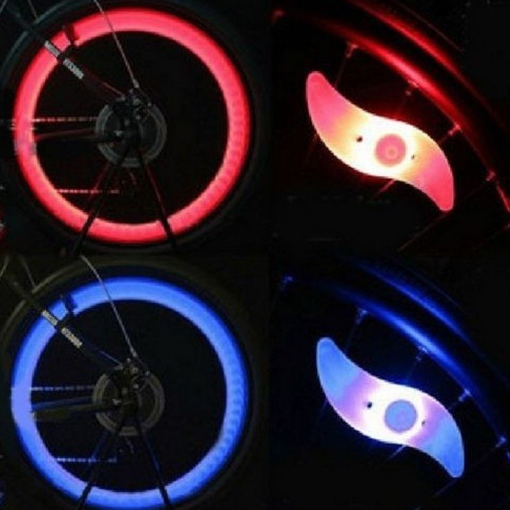 Led Sinalizador para Roda de Bicicleta  - Mundo Thata