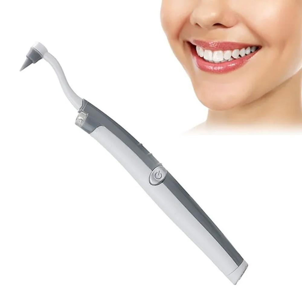 Limpador Dental Removedor de Placa Vibratório Elétrico Sonic Pic  - Mundo Thata