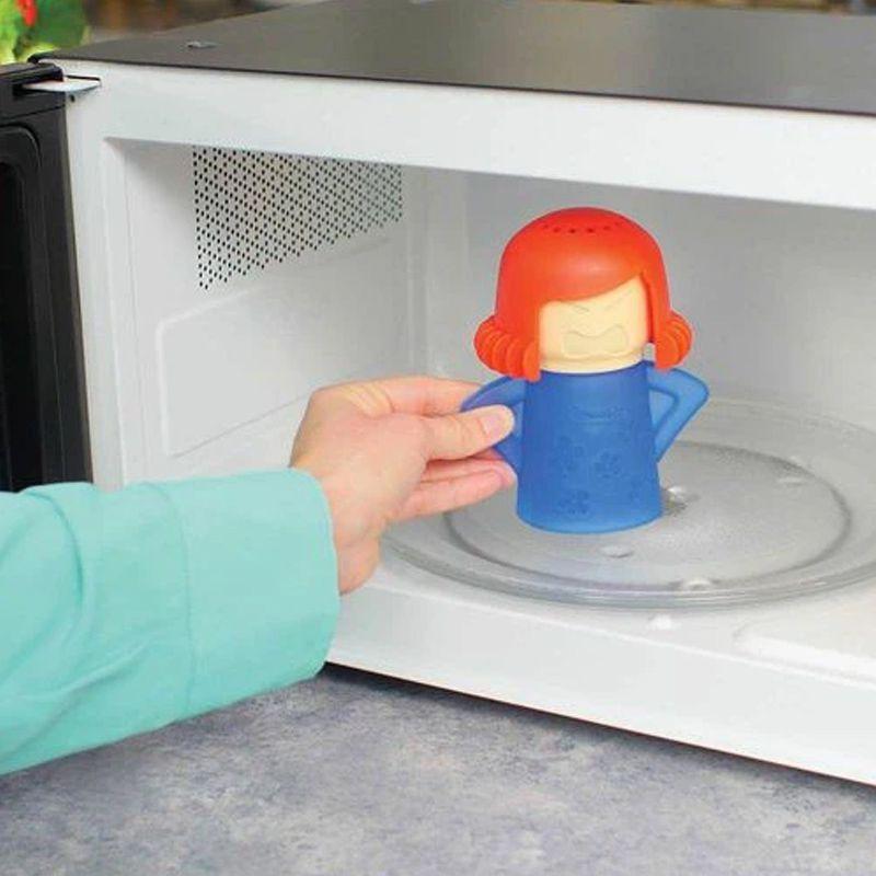 Limpador Microondas Vapor Ecológico Cozinha Mama  - Mundo Thata