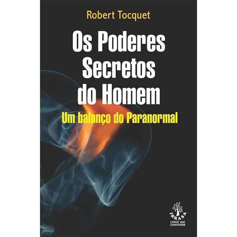 Livro Os Poderes Secretos do Homem - Um Balanço Paranormal  - Thata Esportes