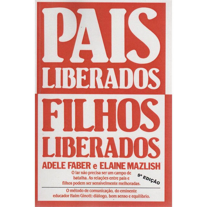 Livro Pais Liberados Filhos Liberados  - Mundo Thata