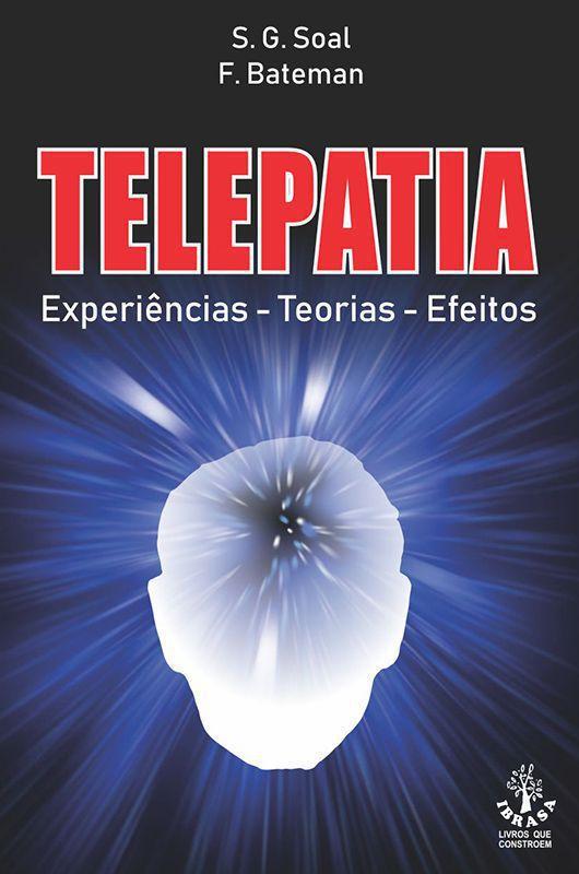 Livro Telepatia - Experiências, Teorias, Efeitos  - Thata Esportes