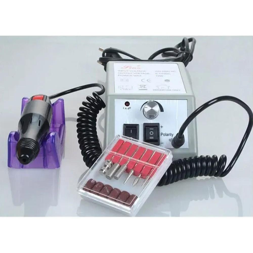 Lixadeira Profissional Lina Mercedes 2000 Manicure e Pedicure  - Mundo Thata