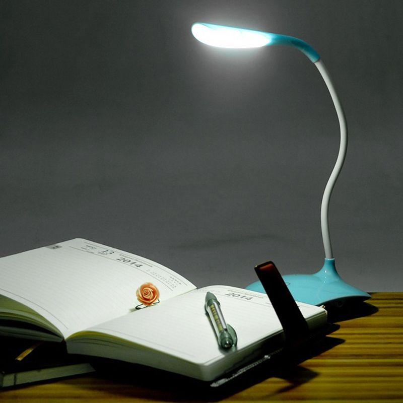 Luminária LED Recarregável Articulada  - Thata Esportes
