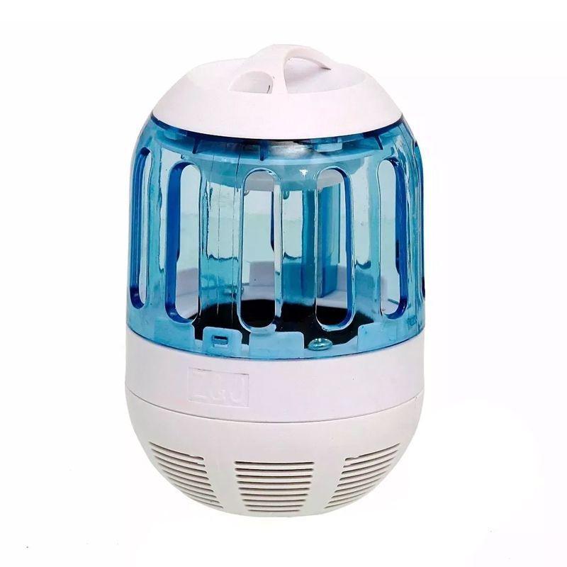 Luminária Mata Mosquito Pernilongo Moscas LED Luz UV Repelente Dengue Zika  - Thata Esportes