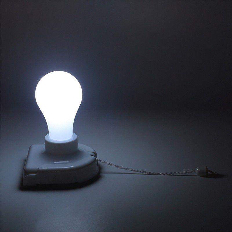 Luminária Portátil Funcionamento Pilhas Fácil Aplicação  - Thata Esportes