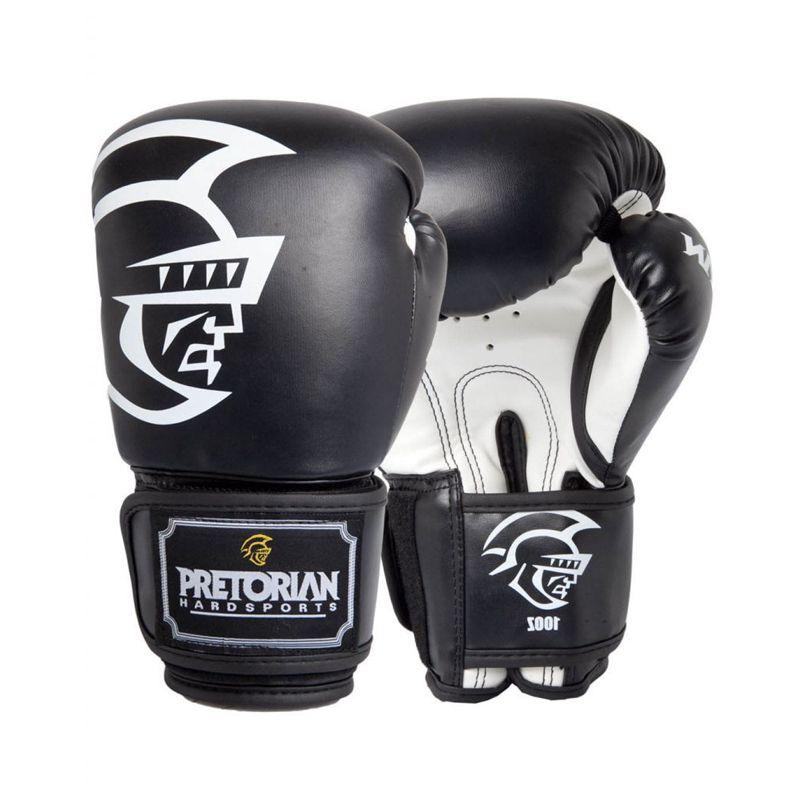 Luva de Boxe Muay Thai Pretorian Treinamento Tamanho 10 OZ  - Mundo Thata