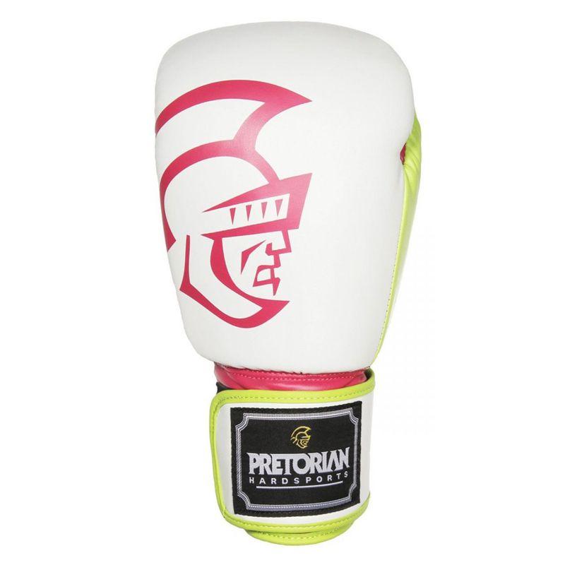 Luva de Boxe Muay Thai Pretorian Treinamento Tamanho 12 OZ  - Mundo Thata
